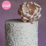 How to watermark a cake photo