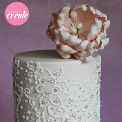 How to watermark a cake photo - by Love Cake Create