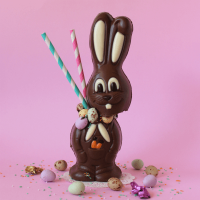 How to make an Easter Bunny Milkshake