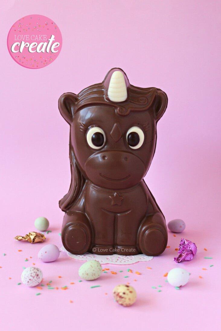How to make an Easter Bunny Milkshake - by Love Cake Create