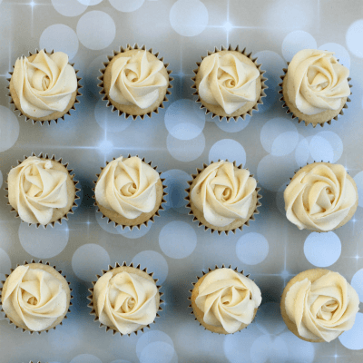 The Best Vanilla Buttercream Frosting - by Love Cake Create