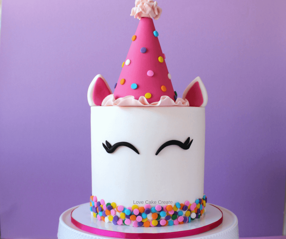 Wondrous How To Make A Party Unicorn Cake Love Cake Create Funny Birthday Cards Online Bapapcheapnameinfo