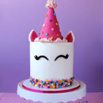 How to Make a Party Unicorn Cake