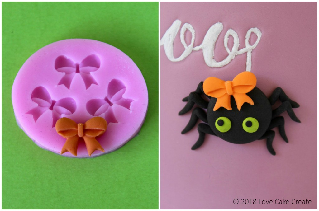 How To Make A Halloween Spider Cake - by Love Cake Create